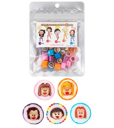 ちびまる子ちゃん×E-girls キャンディー 商品画像