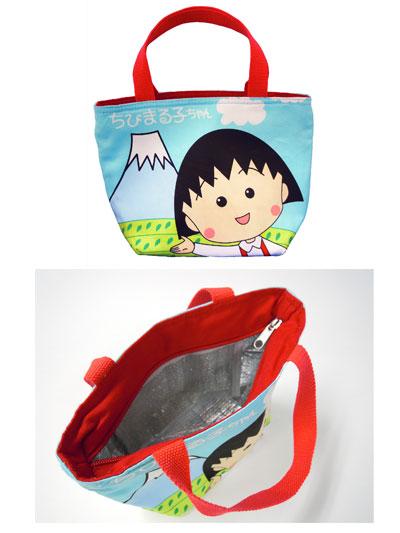 保温・保冷バッグ まる子富士山 商品画像