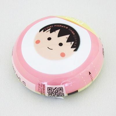 プリe-maグレープ味「ちびまる子ちゃんロック」「ちびまる子ちゃんフェイス」 商品画像