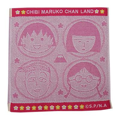 ちびまる子ちゃんランド オリジナルタオル 商品画像