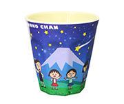 メラミンカップ・夜空