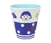 メラミンカップ・まる子と友蔵