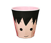 メラミンカップ・フェイスまる子