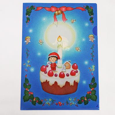 クリアファイル クリスマスケーキ 商品画像