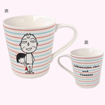 Shinzi Katoh×ちびまる子ちゃん マグカップ 商品画像