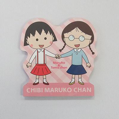 スタンディメモ まる子&たまちゃん まる子&野口さん 商品画像