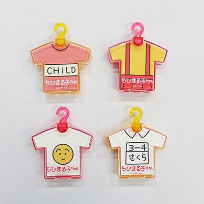 ちびまる子ちゃんTシャツメモ 4種 商品画像