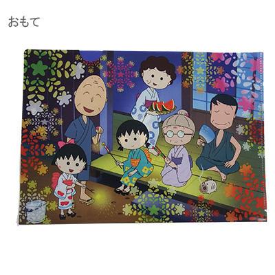 クリアファイル ひまわり・花火 商品画像