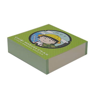 マンホールデザイン ブロックメモ(2種) 商品画像