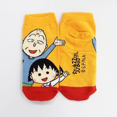 ちびまる子ちゃんSOCKS ・まる子と友蔵 商品画像