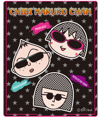CHIBI MARUKO CHAN(Rock Style)ミラー(A)(B) 商品画像