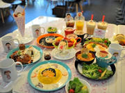 原宿「2.5SPINNS CAFE×SWEETSPARADISE」と「ちびまる子ちゃん」コラボ開催中!